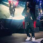 Summer Jam 2013 Fashion: Wale In DRKSHDM By Rick Owens, Pusha T's Balenciaga Sneakers & A$AP Rocky In A HBA Shirt