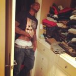 Watch My Style: The Game Wearing A $475 Givenchy Black Embossed USA Flag Tee-Shirt & Gucci Belt