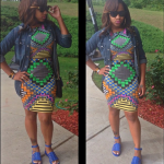 Reality Stars Style: Toya Wright & Draya In Givenchy Embossed Rubber Grommet Sandals