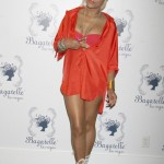 Eve & Her Bright Ensemble Performs At Bagatelle Beach In Vegas