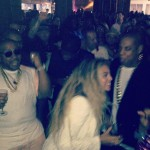 Jay-Z, Beyonce & Timbaland Parties In Redhook, Brooklyn For 'Magna Carta Holy Grail' Album Release