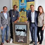 Jay-Z Receives Platinum Plaque For 'Magna Carta Holy Grail'; The Album Will Move Another 475-525k
