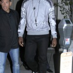 Sports Fashion: LeBron James Spotted In A $721 Givenchy Crew Neck Sweater & Balenciaga Sneakers