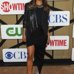 Do You Understand A Chic With A Mean Shoe Game? Rocsi Diaz In $1,318 Nicholas Kirkwood X Peter Pilotto Sandals