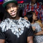 Celebs Style: Victor Cruz, Pusha T, Tristan Thompson & Fabolous Spotted In A Marcelo Burlon x The Webster Tee