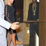 Beyonce & Jay Z, Rihanna & Drake, Rocsi Diaz & Jamie Foxx And Others Attend An After Party At PHD