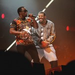 Diddy Performs At Drake's OVO Fest In A $625 Givenchy Star Print Tee-Shirt