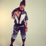 BTS: Draya Michele Shoots Ad Campaign For Jay-Z's Roca Wear