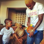 First Beyonce, Now NBA Player J.R. Smith Rocks A New Short Blonde Hairdo
