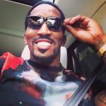 NBA Fashion: J.R. Smith's Instagram $835 Givenchy Doberman Graphic Short Sleeve Tee-Shirt