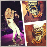 Keyshia Cole Performs In Shoes From Her Steve Madden Collection