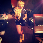 K. Michelle's 'Around The Way Girl' Look In Adidas & Timberland; 'Rebellious Soul' Drops Tomorrow