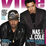 J. Cole And Nas Cover VIBE Summer 2013 Issue