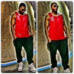 Nelly Spotted Sporting A $350 PRSVR R.E.D. No Limit Tank