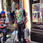 RichHomieQuan's NYC Takeover; Films Visual With Lil Kim & Performs On '106 & Park'