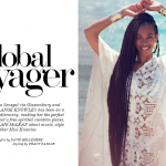 Fashion & Talents: Solange Knowles For Net-A-Porter's 'The Edit'