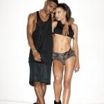 Big Sean & His Girlfriend Naya Rivera Shows A Lot Of Skin In Terry Richardson Photo Shoot