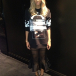 Ciara, Kanye West, Kim Kardashian & Joan Smalls Attend The Givenchy S/S 2014 Show At Paris Fashion Week