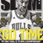 """Derrick Rose For SLAM Magazine; """"My Only Goal Is To Win A Championship"""""""