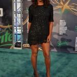 2013 BET Hip Hop Awards: Eve, Lil Mama, Tahiry, MC Lyte, Joseline Hernandez & More Styling On The Green Carpet