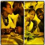 Exclusive Pictures From LeBron & Savannah James Honeymoon In Rome