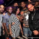 John Wall Parties It Up For LudaDay Weekend In A $780 Givenchy Columbian Star Fit Cotton Jersey Tee-Shirt