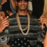 Juicy J Spotted In A $733 Givenchy Stars & Stripes Sweater