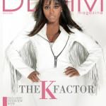 Keshia Knight Pulliam For Denim Magazine's Fall 2013 Issue