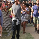 The Carters Spotted At Made In America Fest Day 2