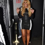Tamar Braxton Continues Her NYC Promo Rounds