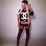 Celebs Fashion: Blac Chyna, Keyshia Cole, Teyana Taylor & Tahiry Spotted In A $150 Homme + Femme LA Coco Hockey Sweater