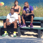 Classic Christmas In Miami: Cam'ron & Juelz Santana's Reebok Commercial