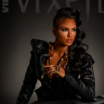 Cassie For VIBE Vixen; Styles In Upscale Designers, Talks Diddy & Denies Signing With Drake