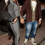 Ludacris & His Longtime Girlfriend Eudoxie In Giuseppe Zanotti