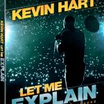 Kevin Hart: Let Me Explain DVD Release 10/15