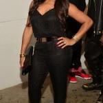 Who Wore It Better? Toya Wright & Nicki Minaj In $1,450 Giuseppe Zanotti Plated Ankle Boots