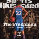 Kansas Jayhawks Baller Andrew Wiggins Covers Sports Illustrated