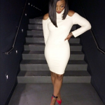 Do You Understand A Chic With A Mean Shoe Game? Ashanti's $600 Olcay Gulsen Metal Ankle Strap Pumps