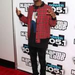 Big Sean's $188 Supreme Plaid Bomber Jacket At Power 105's Powerhouse Concert