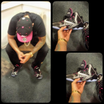 """Kicks On Fire: DJ Envy Spotted Rocking A Pair Of Nike LeBron 11 """"Miami Nights"""" Sneakers"""
