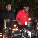 Passion For Fashion: Fabolous In A $665 Givenchy Red Star Collar Sweater