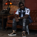 Jeezy's $850 Giuseppe Zanotti Cracked Leather High-Top Sneakers