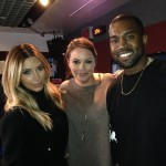 Kanye West Appears On New York's Hot 97 With Angie Martinez; Explains His Partnership With adidas