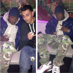 Get The Look: Jadakiss Wears A Double Goose V Bomber Jacket, Ralph Lauren Polo Hoodie & Camo Cargos