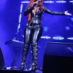 Shoes Are A Girl's Best Friend: K. Michelle's $280 Jeffrey Campbell Over The Knee Boots