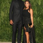Lala & Carmelo Anthony Attend The CFDA/Vogue Fashion Fund Dinner In Manhattan