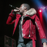 It's Levels To This: Meek Mill Styling In A $4,399 Balmain Quilted Cotton Parka