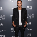 Balmain's Creative Director Olivier Rousteing Attends WSJ's 2013 'Innovator Of The Year Awards'