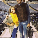 Passion For Fashion: Rudy Gay Rocks A $1,195 Gucci Suede Front Jersey Varsity Bomber Jacket