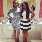 Sevyn Streeter's $49 Tag Boutique 'Ava' Dress In Las Vegas